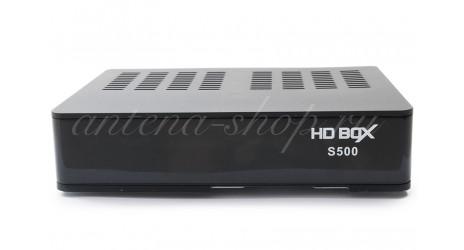 HD BOX S500
