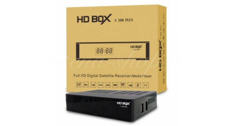 HD BOX S100 Plus