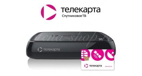 Интерактивный спутниковый приёмник ТЕЛЕКАРТА М1