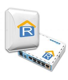 RUNET Outdoor + Wi-Fi
