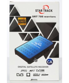 Спутниковый ресивер STAR TRACK SRT 786 Warriors