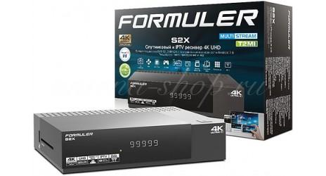 Formuler S2X 4K UHD