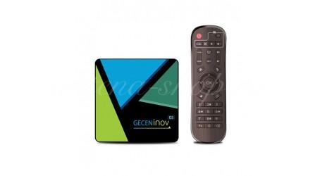Андройд приставка GECENINOV G5