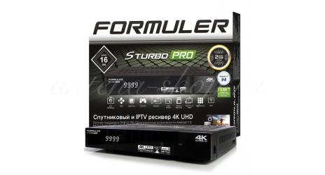 Formuler S Turbo 4K Pro