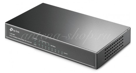 TP-LINK TL-SF1008P PoE коммутатор