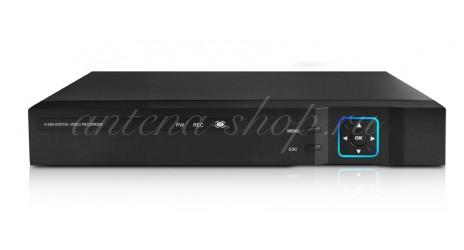 16-ти канальный гибридный видеорегистратор TELS XVR-16U