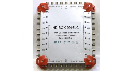 HD BOX-9916LC